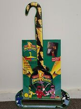 VTG 1994 Mighty Morphin Power Rangers HANGEROO Clothes Hanger still in package.