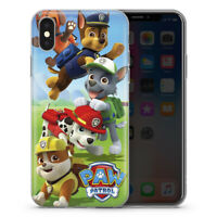 PAW Patrol Phone Case cover fit for iPhone SE 2020/11/8/7/5/5s/SE/X/Xs