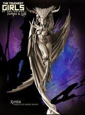 Raging héroes xarsiss elfos oscuros Harpie súcubo reina heroína