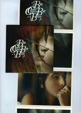 CD SINGLE PROMO CORALIE CLEMENT BYE BYE BEAUTE + 7 CP PROMOS