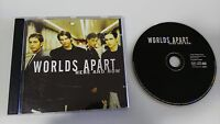 WORLDS APART HERE AND NOW 2000 CD FRANCE EDITION