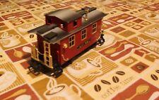 1986 New Bright Train Caboose Train Car D & W Railroad Line