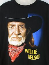 Limited Edition WILLIE NELSON Winter Tour 2016 T-Shirt Size X-Large 1 of 252