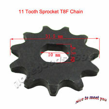 11 Tooth Sprocket T8f Chain for Electric Scooter Motor Pinion Gear My1020 Motor
