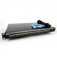 Enterasys B5G124-48P2 Stackable Ethernet PoE Switch 48 Ports - Manageable