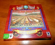 RINGLING BROS. AND BARNUM & BAILEY Discovery Bay Vintage Poster Puzzle NEW RARE