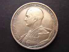 Ungarn 5 Pengö 1939 Silber KM516 ss