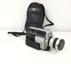 Canon Auto Zoom 814 Super 8 Film Video Camera #964