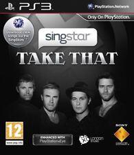 Singstar Take That - PS3 Playstation 3