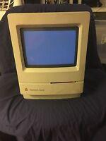 Apple Macintosh Classic Computer Model: M1420 Powers on