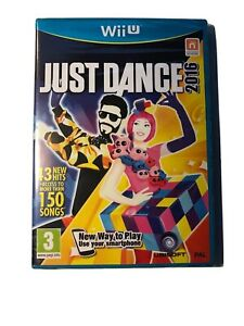 Just Dance 2016 - [Wii U] Game by Ubisoft NEW & Sealed