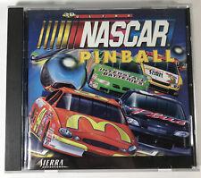 3-D Ultra NASCAR Pinball (PC, 1998)