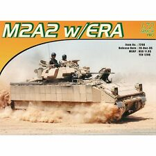 Dragon DRA7298 M2A2 Bradley w/Explosive Reactive Armour Kit 1/72 scale model kit