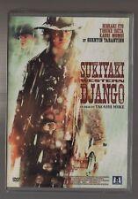 SUKIYAKI WESTERN DJANGO Takashi MIIKE / Quentin TARANTINO DVD AREA 2