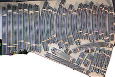 N Scale Kato Unitrack Curve Track Curved, Straights, Bumpers, Huge Lot Used