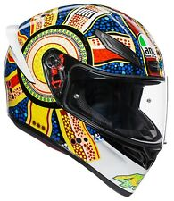 Casco integral AGV K-1 Top Dreamtime talla ml