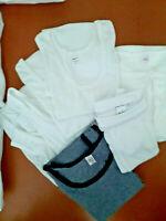 Wäschepaket 2 | 1b Ware von Gota Wäsche |1 kg|Gr.6/L|1/2 Armhemd Merino/Seide