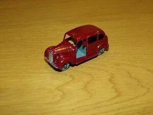 Matchbox Lesney 17 Austin Metropolitan Taxi all original in excellent condition