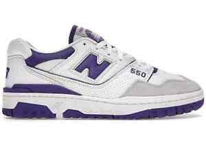 New Balance 550 Multicolor BB550WR1 WHITE PURPLE PRISM   Size: 8   Ready To Ship