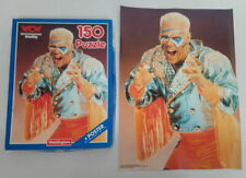 Vintage WCW - World Championship Wrestling Jigsaw Puzzle - Sting (Inc. Poster)