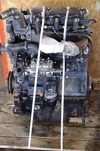 Motor Perkins AD3.152 AD3 152 Semicompleto mit Garantie Überprüft Korrigiert