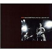 Wire - Live at the Roxy/Live at the CBGB Theatre (Live Recording, 2006)