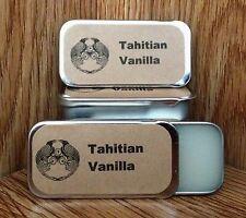 Tahitian Vanilla - Solid Perfume Balm