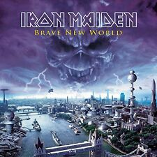 IRON MAIDEN - BRAVE NEW WORLD - CD SIGILLATO 2000