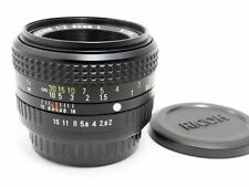 Ricoh XR Rikenon 50mm F2 L MF Standard Prime Lens Excellent from Japan F/S