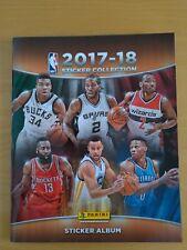 ALBUM VIDE PANINI - NBA 2017-18