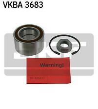 1X WHEEL BEARING KIT SKF VKBA 3683