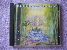 Promo CD Buddha And Bonsai Volume 3 Oliver Shanti Family & Friends Shakyamuni