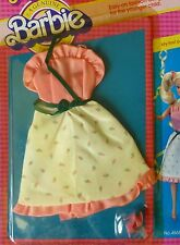 1983 MY FIRST PARTY DRESS BARBIE EASY-ON FASHIONS  #4875 VINTAGE MATTEL  NRFB