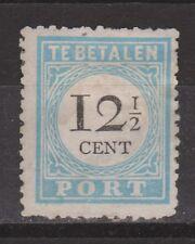 E3P8 Port nr.8 tanding E type 3 MLH NVPH Netherlands Nederland due portzegel