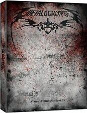 Metalocalypse . The Complete Season 2 . Dethklok . Animated . 2 DVD . NEU