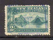 New Zealand #82 Vf Used
