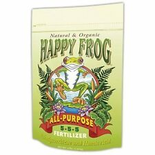 Fox Farm Happy Frog All Purpose 4 lb Pound - organic garden fertilizer nutrient