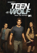 Teen Wolf : Season 2 (DVD, 2013, 3-Disc Set) TV Series, Like New