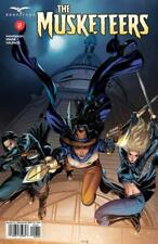 GRIMM FAIRY TALES Zenescope Musketeers Issue #2 Cover D Canaan White Worldwide