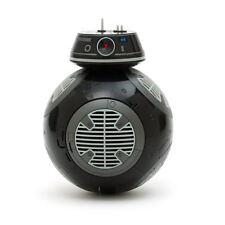 BB-9E Talking Action Figure - Star Wars: The Last Jedi Lights Up. Rolls, Sound e