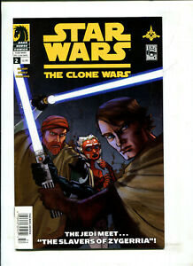 STAR WARS: THE CLONE WARS #2 - SLAVERS OF ZYGERRIA! (9.2) 2008