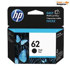 HP 62 Cartouche d'Encre Noir Authentique (C2P04AE) Officejet 5740 & ENVY 5640