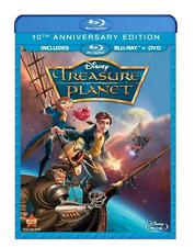 Treasure Planet (10th Anniversary Edition) (Blu-ray + DVD)[NEW] FREE SHIPPING