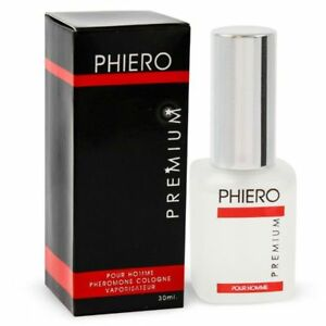 500COSMETICS PHIERO PREMIUM. PERFUME WITH PHEROMONES FOR MEN - Aphrodisiac fragr