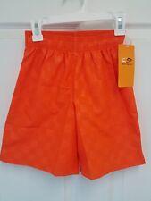 Boys Soccer Shorts - C9 Champion - Orange - S (6/7) - Athletic