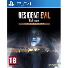 Resident Evil 7 Biohazard Gold Edition Playstation 4 PS4 NEW Release Pre-Order