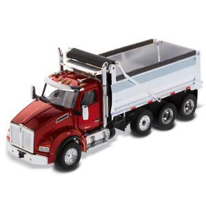 Kenworth | 1:50 | T880 SBFA Tandem Dump Truck w/ Lift Axle | # KEN 71059