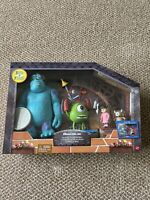 Disney Pixar Monsters, Inc. Getting to Know Boo Action Figure 3 Pack - 2021 Set