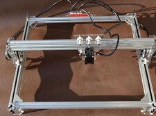 3000MW Mini Desktop Laser Engraving Machine 50X65CM DIY Logo Picture Sign Making