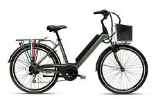 Armony Venezia 26'' 6V Bicicletta Elettrica - Nera